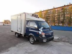 Hyundai Porter II. Обявл, 2 500 куб. см., 995 кг.