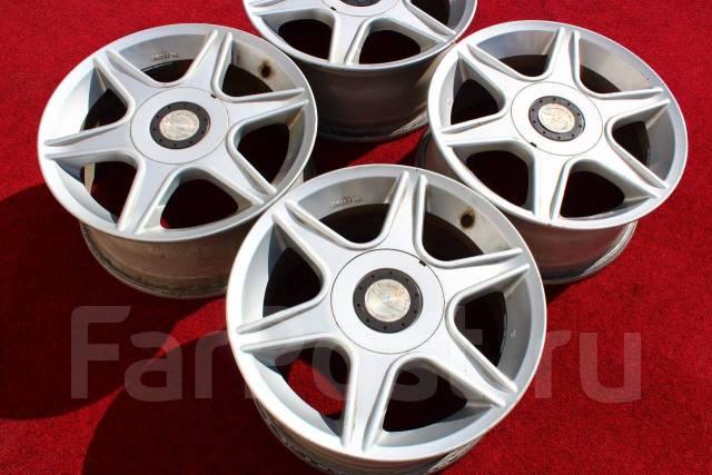 Toyota. 6.5x15, 5x100.00, 5x114.30, ET45, ЦО 73,0мм.
