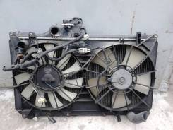Радиатор охлаждения двигателя. Toyota Altezza, GXE15, GXE15W