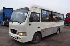 Hyundai County. Автобус HD (SWB), 3 900 куб. см., 19 мест