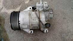 Компрессор кондиционера. Toyota Vitz, KSP90 Двигатель 1KRFE