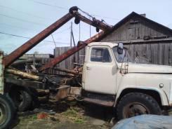ГАЗ 53. ГАЗ - 53, 4 500 куб. см., 3 000 кг.