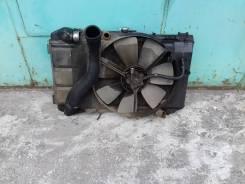 Радиатор охлаждения двигателя. Toyota Camry, CV30 Двигатель 2CT