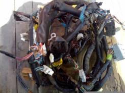 Проводка под торпедо. Nissan Primera, P11 Двигатели: GA16DE, GA16DS