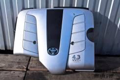Крышка двигателя. Lexus LS430, UCF30 Toyota Celsior, UCF30, UCF31 Двигатель 3UZFE