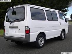 Стекло боковое. Mazda Bongo