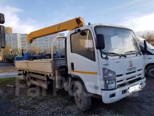 Isuzu. Продается манипулятор исуцу, 5 000 куб. см., 5 800 кг.