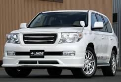 Обвес кузова аэродинамический. Toyota Land Cruiser, J200