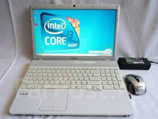 """Sony VAIO. 15.6"""", 2,3ГГц, ОЗУ 4096 Мб, диск 500 Гб, WiFi, Bluetooth, аккумулятор на 2 ч."""