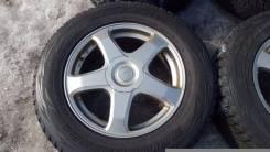 Bridgestone. 7.0x17, 5x100.00, 5x114.30, ET40