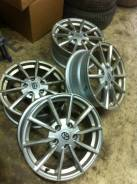 Ikon Wheels. x16, 5x114.30, ЦО 60,0 мм.