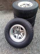 Продам колеса. 7.0x15, 6x139.70, ET-10