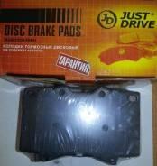 Тормозные колодки передние Just Drive JBP0043 0446560340,0446560230