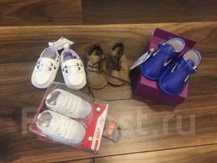 Обувь для мальчика. Новая. 19, 19,5, 20