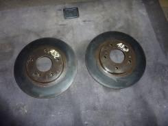 Диск тормозной. Nissan Cefiro, A32 Двигатель VQ20DE