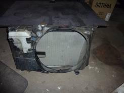 Радиатор охлаждения двигателя. Toyota Mark II, GX110 Двигатель 1GFE