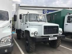 ГАЗ-33081 Егерь II. ГАЗ 33081 Егерь II c Изотермической будкой, 4 750 куб. см., 1 500 кг.