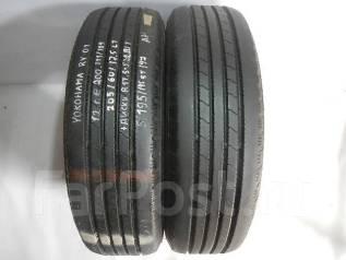 Продам пару летних грузовых колес Yokohama RY01 205/60R17.5. 5.25x17.5