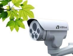 IP камера, PTZ, поворотная, 4x зум. без объектива