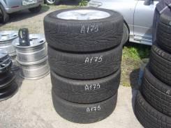 "Комплект зимних шин 215/60 R-16 с литьем 5х114. 7.0x16"" 5x114.30 ET50 ЦО 73,0мм."