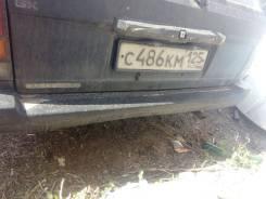 Бампер. Toyota Carina, CT176