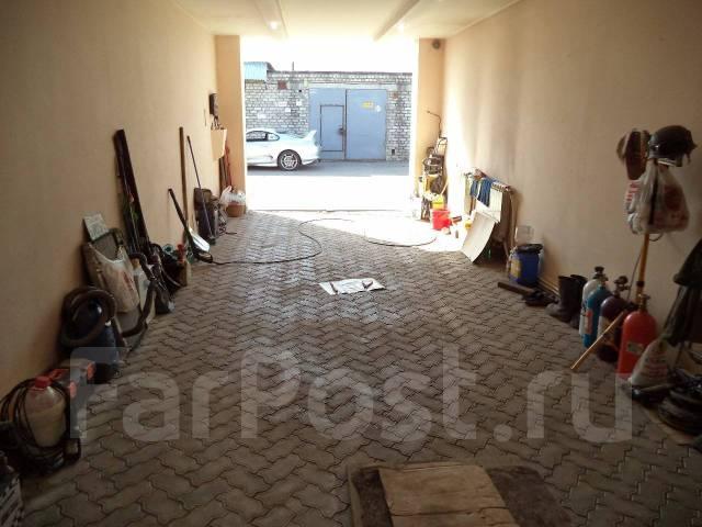 Гаражи капитальные. улица Севастопольская 61, р-н центральный, 31кв.м., электричество, подвал.