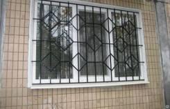 Сварочные работы. решетки на окна, ворота, заборы, лестницы