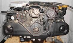 Двигатель в сборе. Subaru: Legacy B4, Legacy, Impreza WRX, Impreza XV, Impreza WRX STI, Forester, Impreza, Exiga Двигатель EJ20. Под заказ