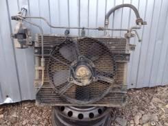 Радиатор кондиционера. Suzuki Escudo, TD01W Двигатель G16A
