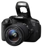 Canon EOS 700D Kit. 15 - 19.9 Мп, зум: 14х и более