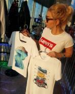 Печать на футболках, печать на кружках, печать на сувениры за 15 минут