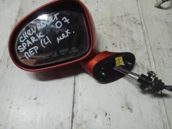Зеркало заднего вида боковое. Chevrolet Spark