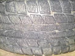 Dunlop Graspic DS2. Зимние, без шипов, 2007 год, износ: 10%, 1 шт
