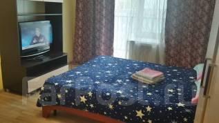 1-комнатная, улица Войкова 8. Железнодорожный, 42 кв.м.