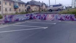 Граффити-оформления, роспись стен