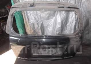 Дверь багажника. Chevrolet Captiva