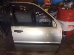 Дверь боковая. Toyota Raum, EXZ10
