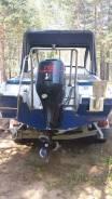 Николь-Н Фаворит. Год: 2003 год, длина 6,30м., двигатель подвесной, 115,00л.с., бензин