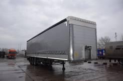 Schmitz Cargobull. Полуприцеп шторно-бортовой, 20 000 кг.