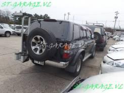 Крепление запасного колеса. Nissan Terrano, LBYD21, VBYD21, WBYD21, WHYD21