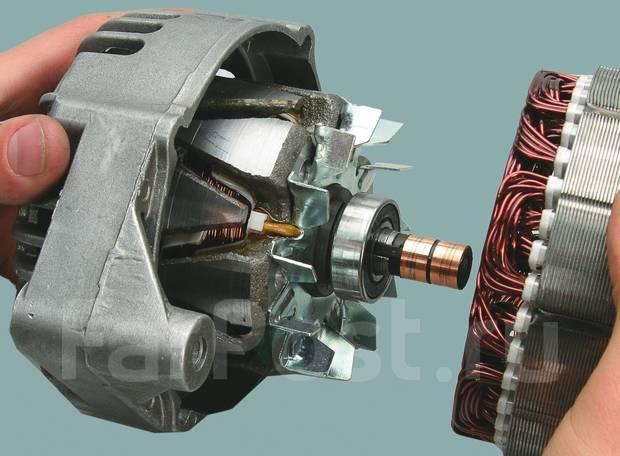 Ремонт и продажа стартеров, генераторов, комплектующие