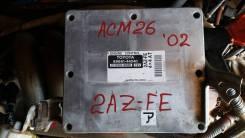 Блок управления двс. Toyota Ipsum, ACM26W, ACM26 Двигатель 2AZFE
