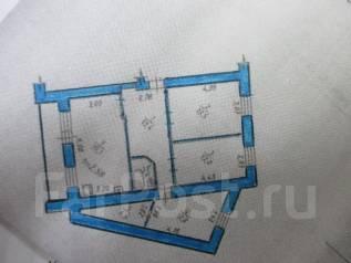 3-комнатная, переулок Краснодарский 19а. Железнодорожный, агентство, 80 кв.м.