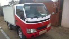 Toyota Toyoace. Продается Toyota Toyace 2003год, 4WD, МКП, ДВС 5L, ОТС, рефка-22с., 3 000 куб. см., 1 500 кг.