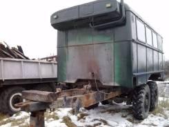 ЗИЛ 131. Продается прицеп вагончик, 5 000 кг.