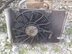 Вентилятор радиатора кондиционера. Suzuki Escudo, TD62W, TL52W Двигатели: H25A, J20A