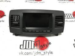 Дисплей. Toyota Mark II Wagon Blit, GX110, JZX110, GX115, JZX115 Toyota Mark II, JZX110, GX110 Двигатели: 1JZFSE, 1JZGTE, 1JZGE, 1GFE