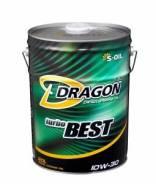 Dragon. Вязкость 10W-30, полусинтетическое