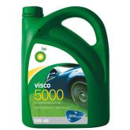 BP Visco. Вязкость 5W-40, полусинтетическое
