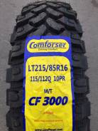 Comforser CF3000. Грязь MT, 2016 год, без износа, 4 шт
